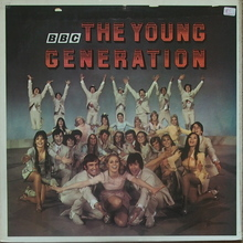 The Young Generation – <cite>The Young Generation</cite> album art