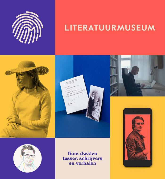 Literatuurmuseum 1