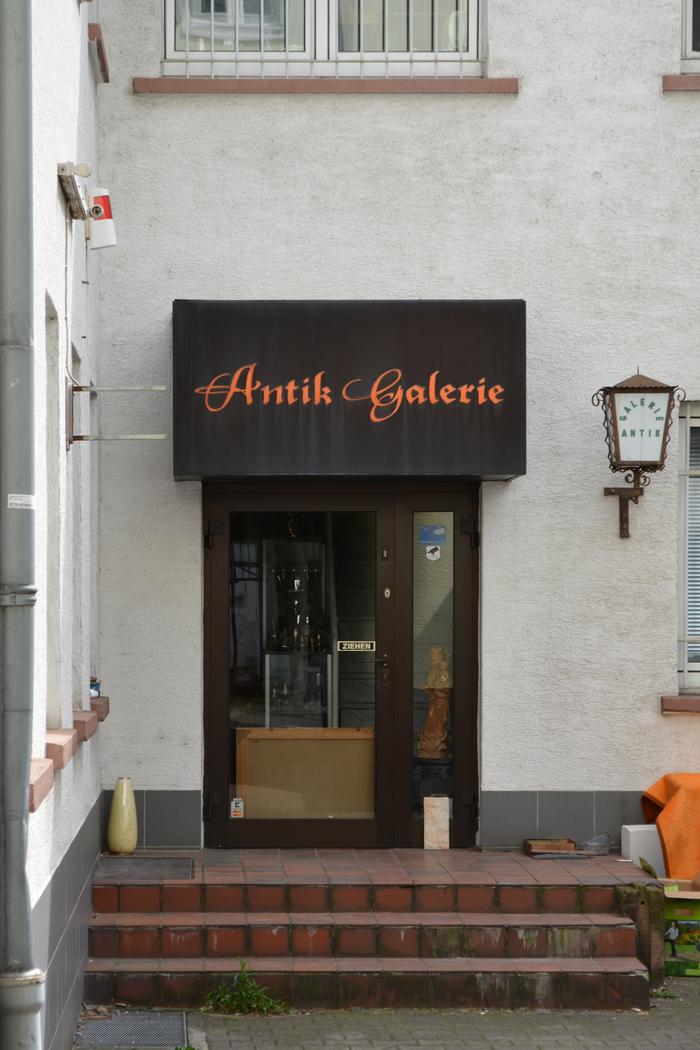 Antik Galerie, Darmstadt 1