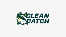 Clean Catch logo and website