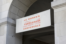 Lean In: UC Women's Leadership Conference