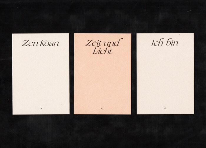 30 Tage Achtsamkeit card set 5