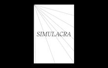 <cite>Simulacra – risk of wavering certainties</cite>