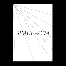 <cite>Simulacra – risk of wavering certainties</cite>
