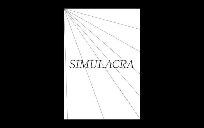Simulacra – risk of wavering certainties 1