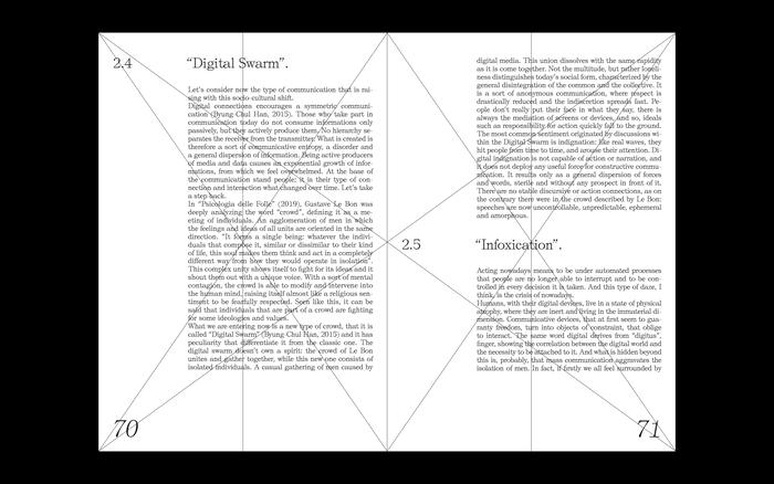 Simulacra – risk of wavering certainties 2