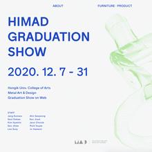 HIMAD Graduation Show 2020