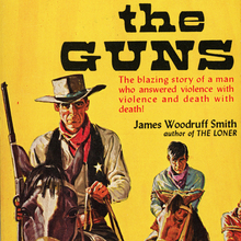 <cite>To Still the Guns</cite> by James Woodruff Smith (Pyramid)