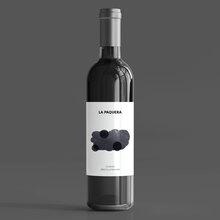 Oloroso wine label, La Paquera