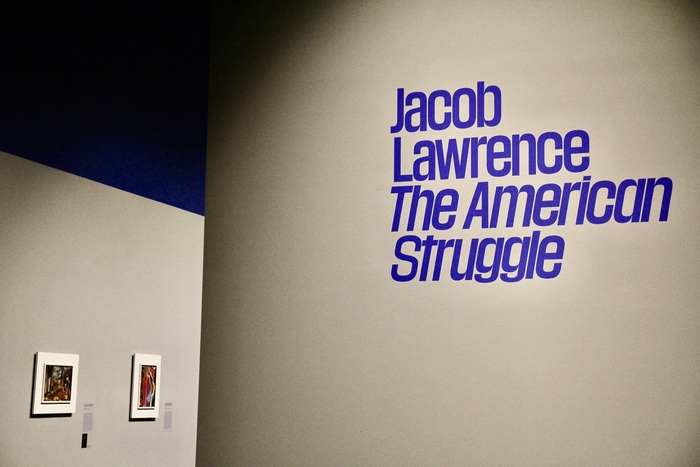 Jacob Lawrence: The American Struggle at The Met 3