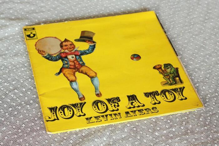 Kevin Ayers – Joy Of A Toy album art 3