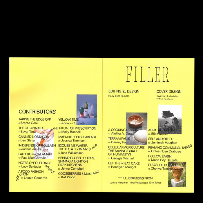 "Filler magazine, issue 05 ""The Future"", April 2021 2"