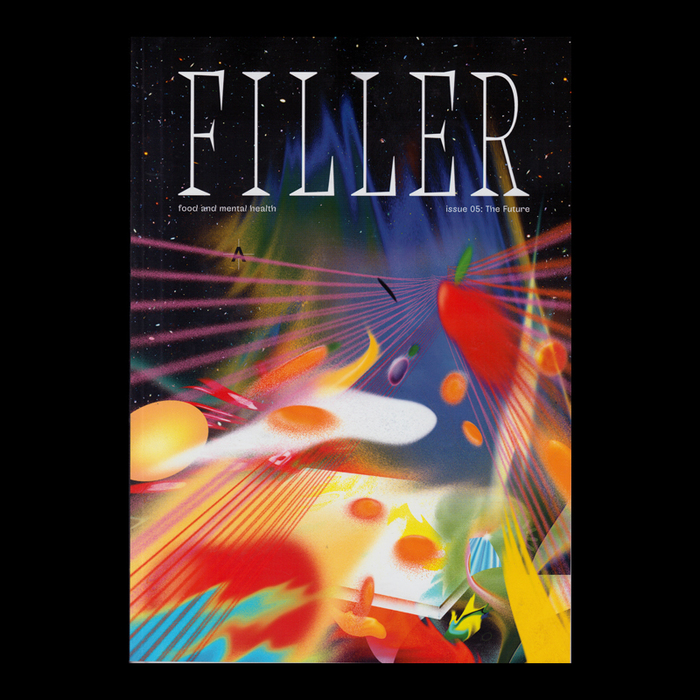 "Filler magazine, issue 05 ""The Future"", April 2021 1"