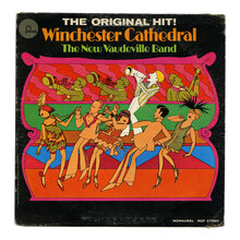 The New Vaudeville Band – <cite>Winchester Cathedral</cite> U.S. album art