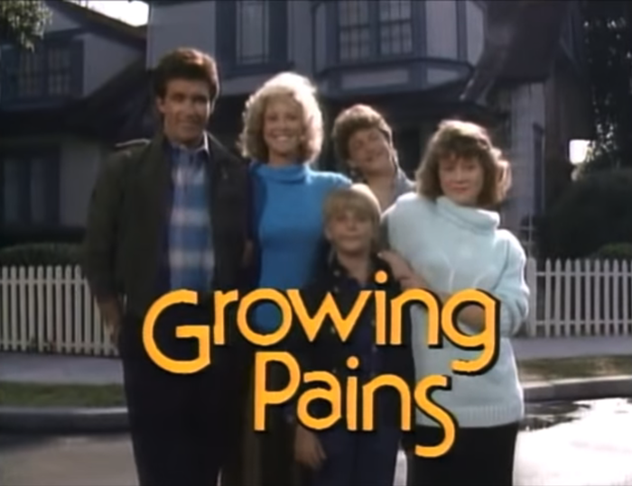 Growing Pains TV intro & credits 1