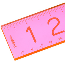 Poppin rulers