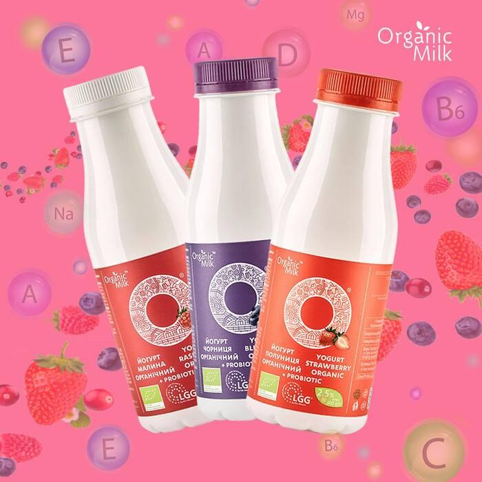 Organic Milk 6