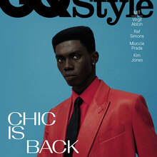 "<cite>GQ Style,</cite> ""Chic is Back"",spring 2021"