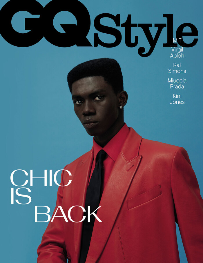 """GQ Style, """"Chic is Back"""",spring 2021 3"""