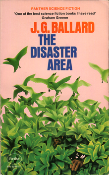 <cite>The Disaster Area</cite> by J.G. Ballard (Panther, 1973)