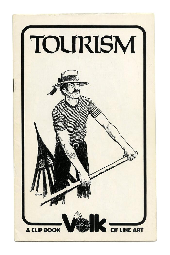 """Tourism"" (No. 705) ft. . Illustration by Tom Sawyer."