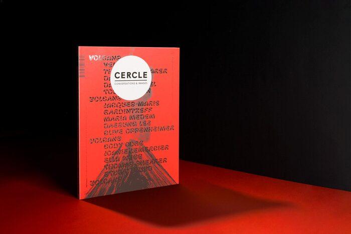 "Cercle magazine nº7, ""Volcanoes"" 1"
