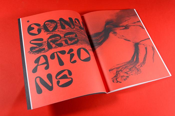 "Cercle magazine nº7, ""Volcanoes"" 2"