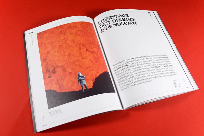 "Cercle magazine nº7, ""Volcanoes"" 4"