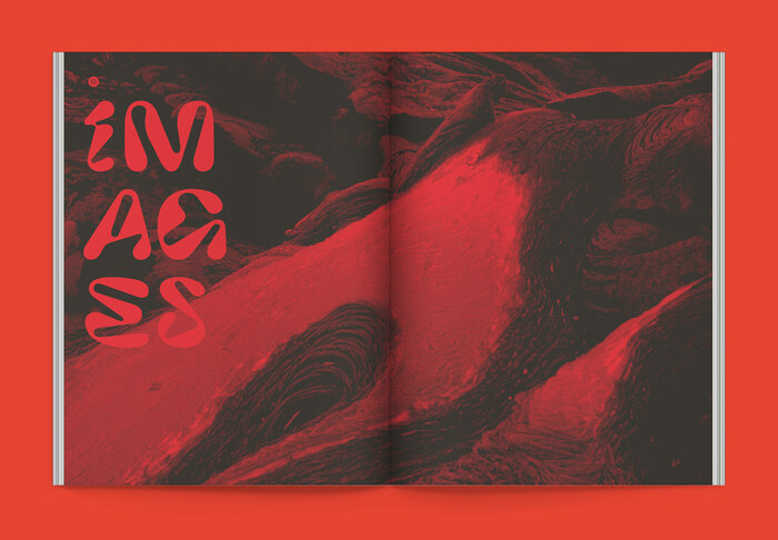 "Cercle magazine nº7, ""Volcanoes"" 5"