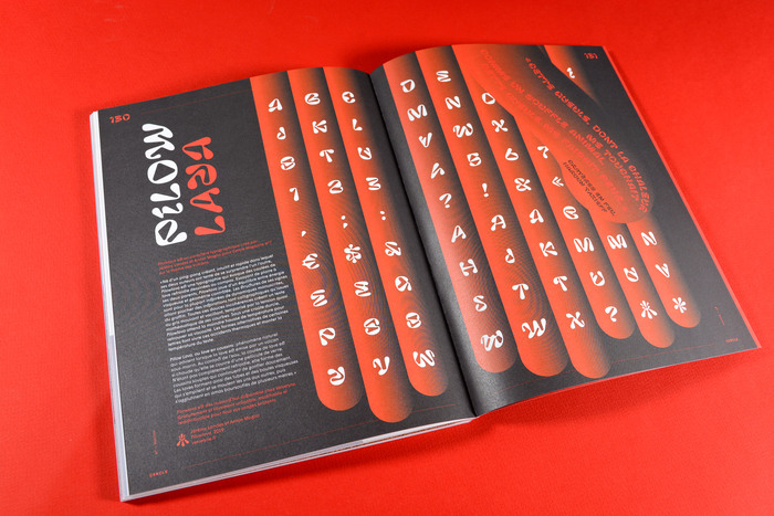 "Cercle magazine nº7, ""Volcanoes"" 6"