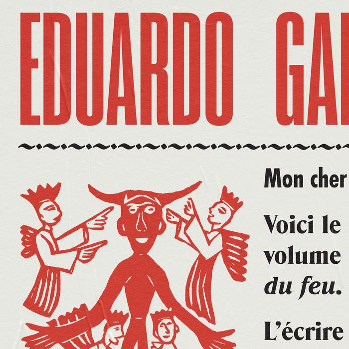 Eduardo Galeano poster 2
