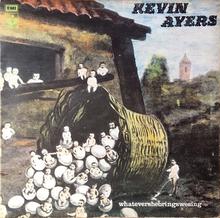 Kevin Ayers – <cite>Whatevershebringswesing</cite> album art