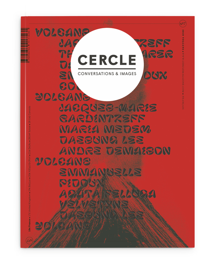 "Cercle magazine nº7, ""Volcanoes"" 8"