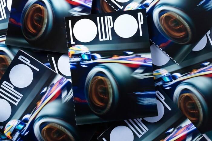 Lollipop magazine, Issue III 1