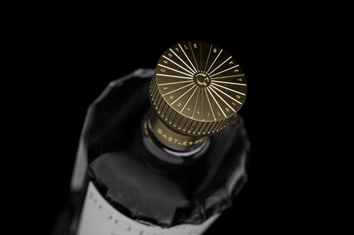 Castle & Key whiskey and vodka 5