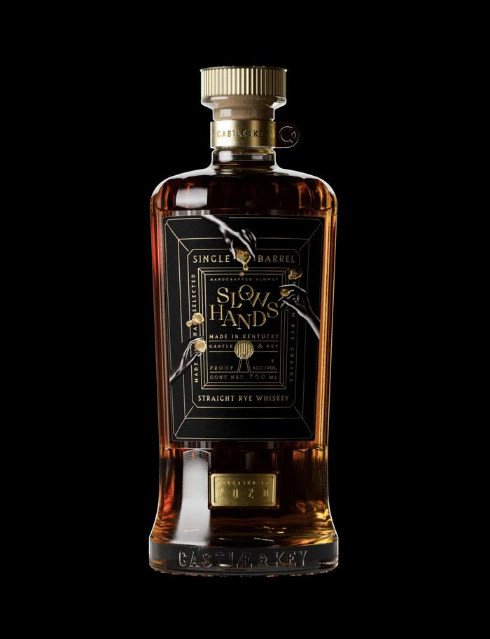 Castle & Key whiskey and vodka 2