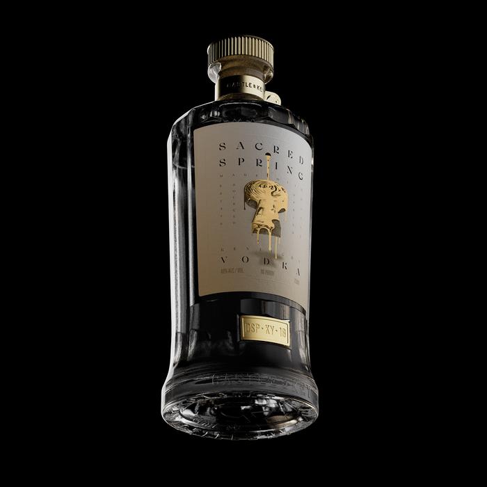 Castle & Key whiskey and vodka 4