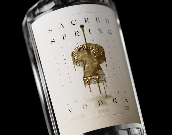 Castle & Key whiskey and vodka 3