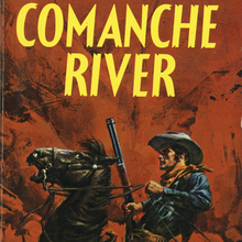 <cite>Comanche River</cite> by Kingsley West (Berkley)