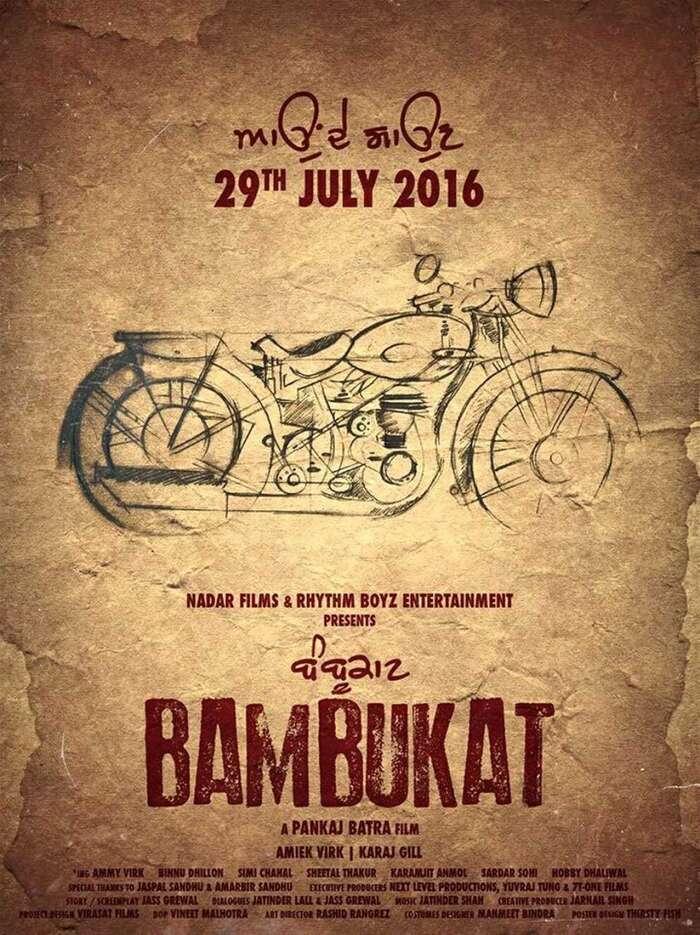 Bambukat (2016) movie poster