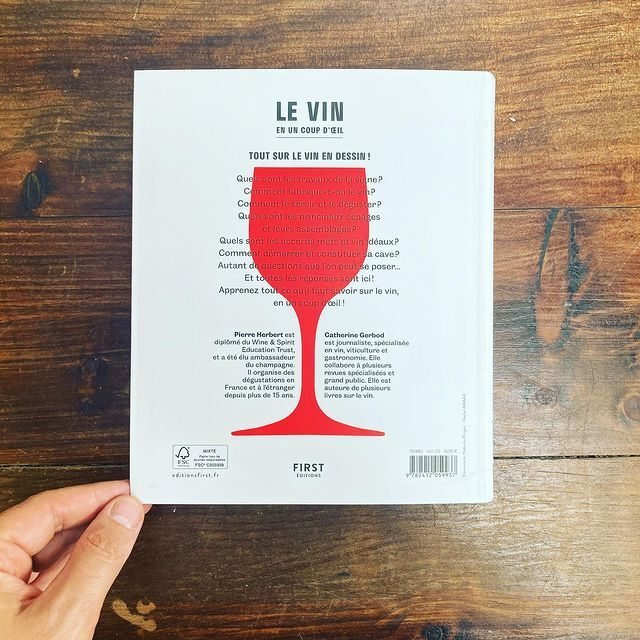 Le vin en un coup d'œil 5