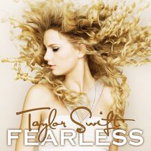 Taylor Swift – <cite>Fearless </cite>album art