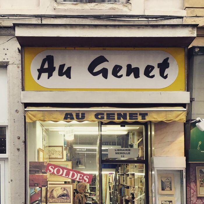 Au Genet, Lyon 1