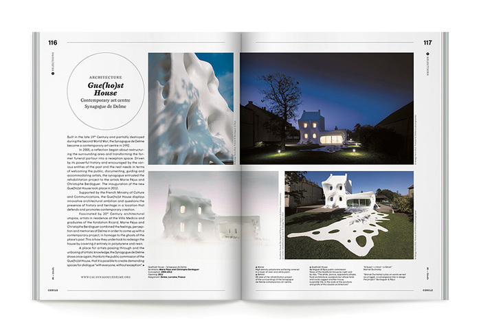 """Cercle magazine nº8, """"Ghosts"""" 6"""