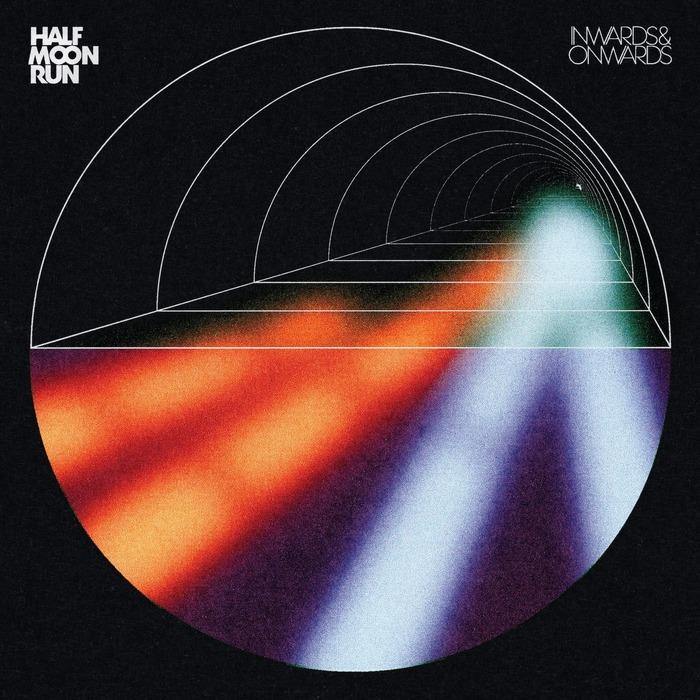 Half Moon Run – Inwards & Onwards album art 1