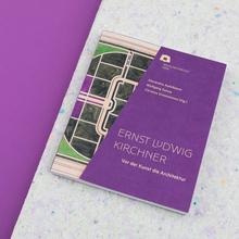 <cite>Ernst Ludwig Kirchner. Vor der Kunst die Architektur</cite>