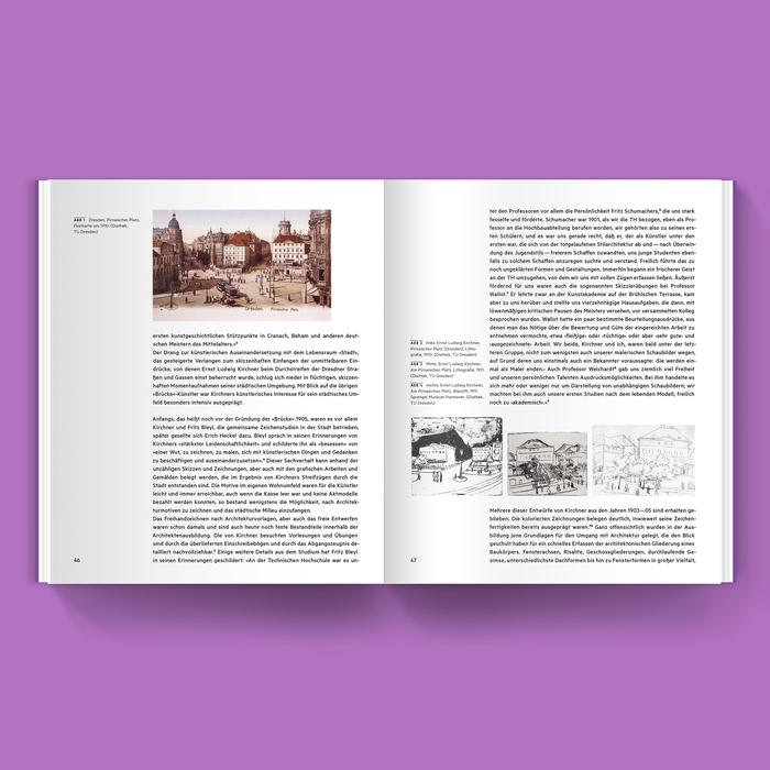 Ernst Ludwig Kirchner. Vor der Kunst die Architektur 4