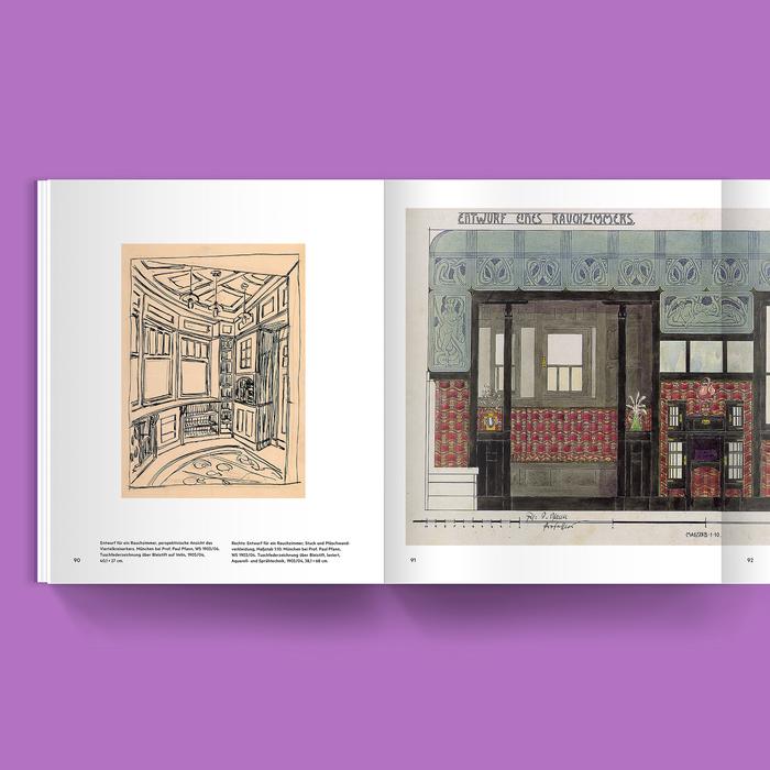Ernst Ludwig Kirchner. Vor der Kunst die Architektur 6
