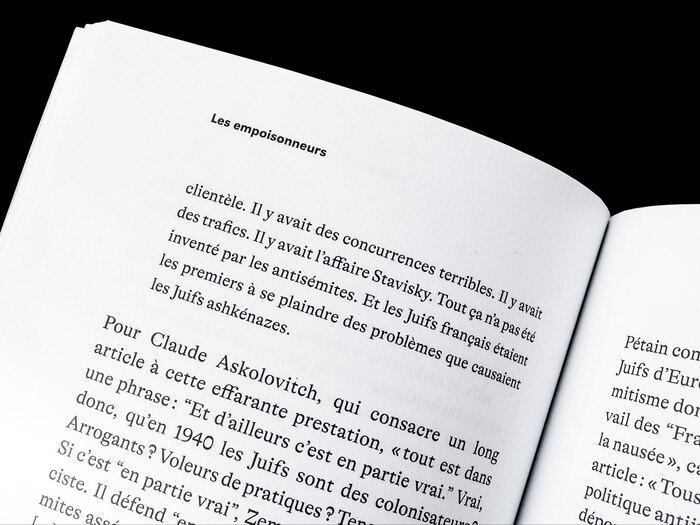 Lettres libres book interiors 1