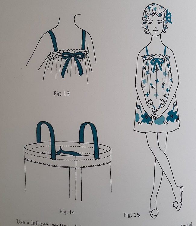 Of Course You Can Sew! – Basics of Sewing for the Young Beginner (page unknown, figs. 13, 14 & 15).